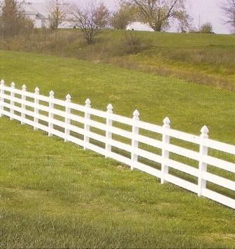 Vinyl Fencing - Hamilton Fence Company