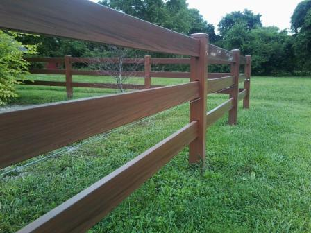 vinyl fence installation kansas city area